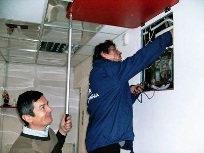 Cursuri calificare gratuite sau cu plata Electrician exploatare medie si joasa tensiune (25)