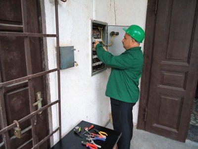 Cursuri calificare gratuite sau cu plata Electrician exploatare medie si joasa tensiune (29)