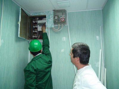 Cursuri calificare gratuite sau cu plata Electrician exploatare medie si joasa tensiune (33)