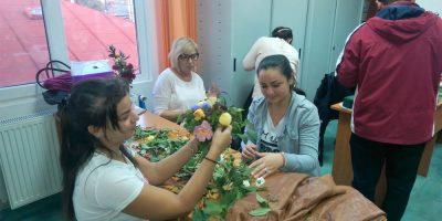 Cursuri calificare gratuite sau cu plata Florar decorator (1)