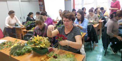 Cursuri calificare gratuite sau cu plata Florar decorator (2)