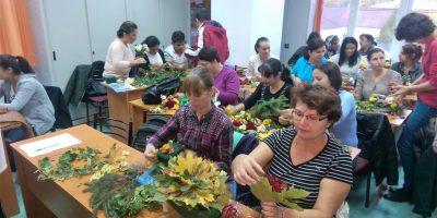 Cursuri calificare gratuite sau cu plata Florar decorator (3)