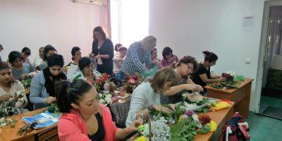 Cursuri calificare gratuite sau cu plata Florar decorator (4)