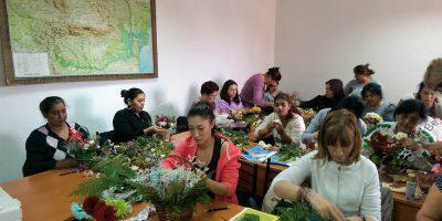 Cursuri calificare gratuite sau cu plata Florar decorator (5)