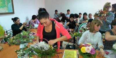 Cursuri calificare gratuite sau cu plata Florar decorator (6)