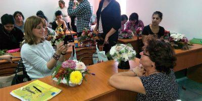 Cursuri calificare gratuite sau cu plata Florar decorator (7)