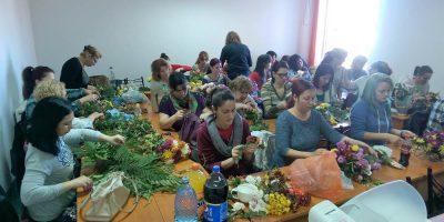 Cursuri calificare gratuite sau cu plata Florar decorator (9)