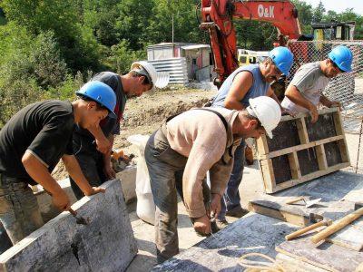 Cursuri calificare gratuite sau cu plata Lucrator in structuri pentru constructii (2)