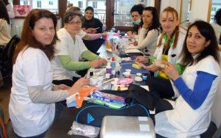 Cursuri calificare gratuite sau cu plata Stilist protezist de unghii (45)