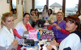 Cursuri calificare gratuite sau cu plata Stilist protezist de unghii (46)