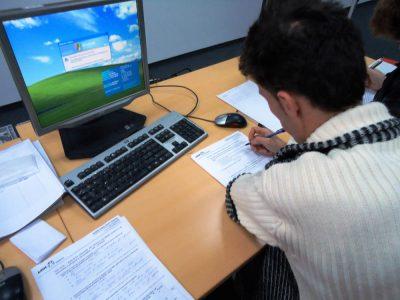 Cursuri calificare gratuite sau cu plata Operator introducere, validare si prelucrare date (45)