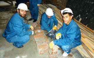 Cursuri calificare gratuite sau cu plata Zidar, pietrar, tencuitor (19)